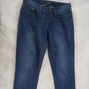 Seven7 Denim Skinny Jeans Size 29 Medium Wash
